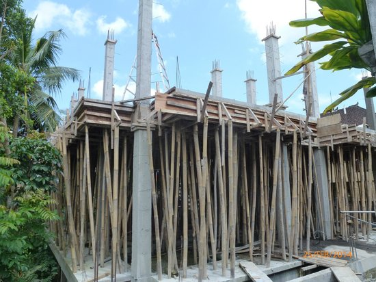 Ubud Lestari Bungalows: New rooms on the way