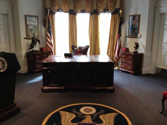 The Magic House: Future President???