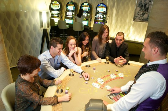 brussel casino poker