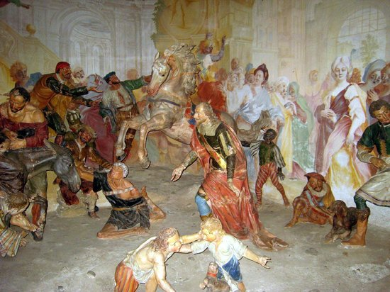 Sacro Monte di Orta: Cappella XVI