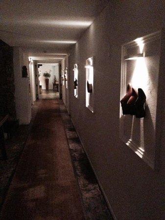 Hotel Santa Teresa MGallery by Sofitel: Rooms corridor
