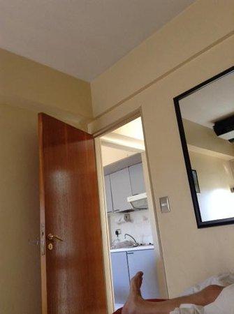 Hotel Cristoforo Colombo: nada estraordinario pero justo