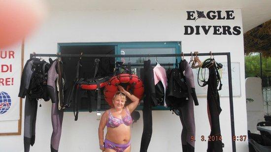 Ocean Club Hotel: у бассейна