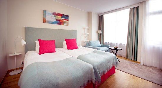 كلاريون كوليكشن هوتل ويلنجتون: Double Room Superior