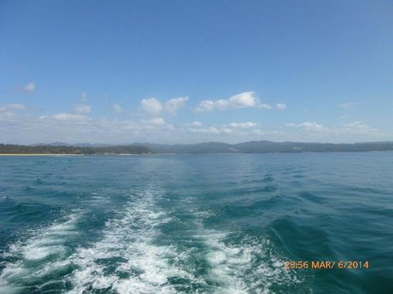 Cat Balou Cruises: beautiful Twofold Bay