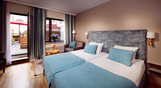 Clarion Collection Hotel Wellington: Double Room