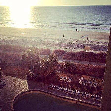 The Patricia Grand, Oceana Resorts: Morning Sunrise
