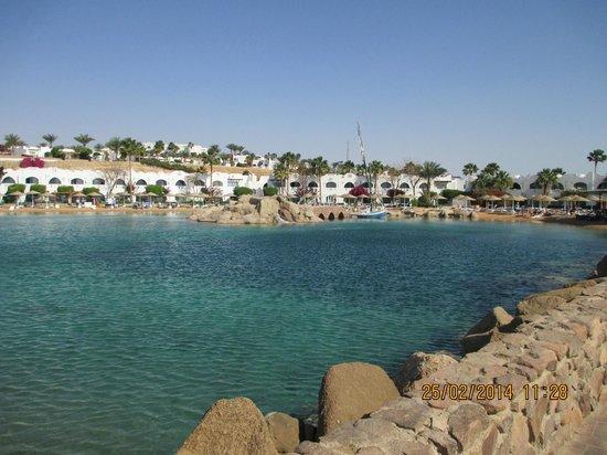 Domina Coral Bay Sultan: СОЛЁНОЕ ОЗЕРО