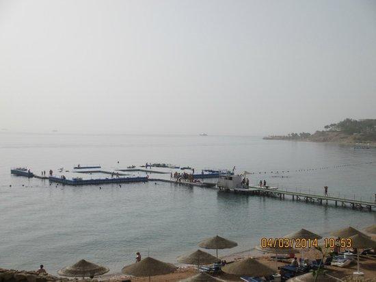 Domina Coral Bay Sultan: ГЛАВНЫЙ ПОНТОН
