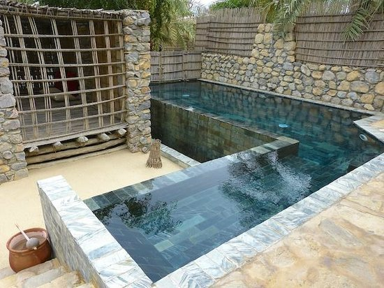 Six Senses Zighy Bay: Private pool