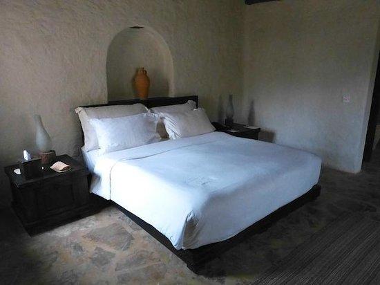Six Senses Zighy Bay: Bedroom