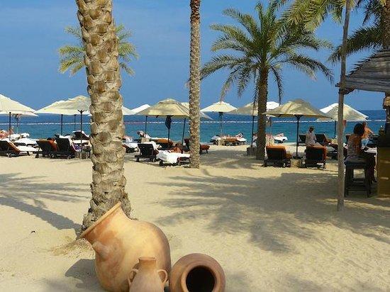 Six Senses Zighy Bay: Main beach area