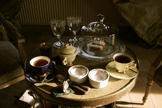 La Chamboise: Tea time de rêve au chocolat