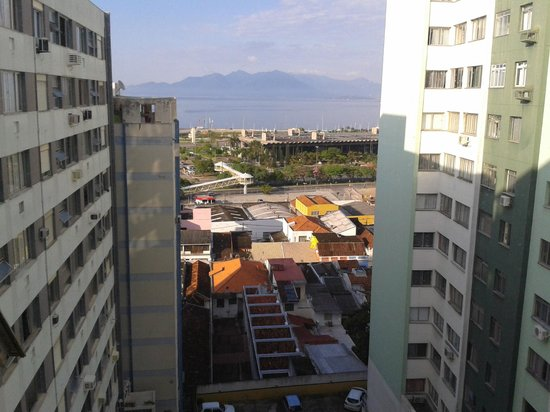 Hotel Valerim Center: Vista do Quarto 1002