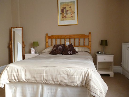 Beach Guest House : Deluxe Double Ensuite