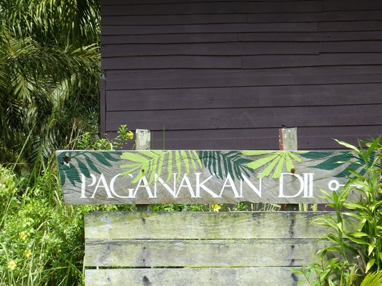 Paganakan Dii Tropical Retreat : Eingang zum Paganakan Dii