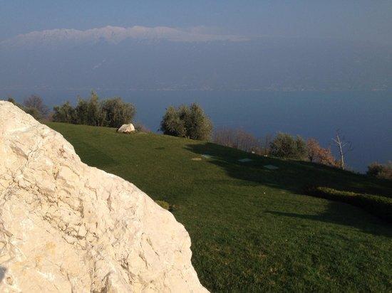 Lefay Resort & Spa Lago di Garda: giardino