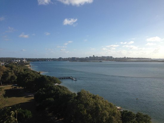 Gemini Resort: View of surrounding beaches and King's beach.