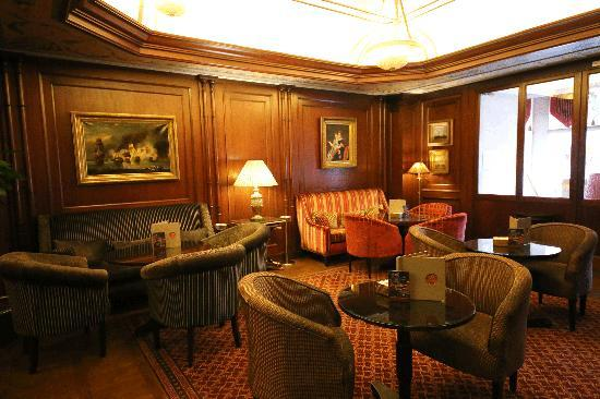 Hotel Napoléon Paris: Bivouac Café