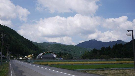 Michi-no-Eki - Wara