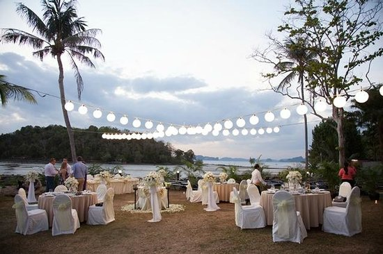 Beyond Resort Krabi: Our wedding reception