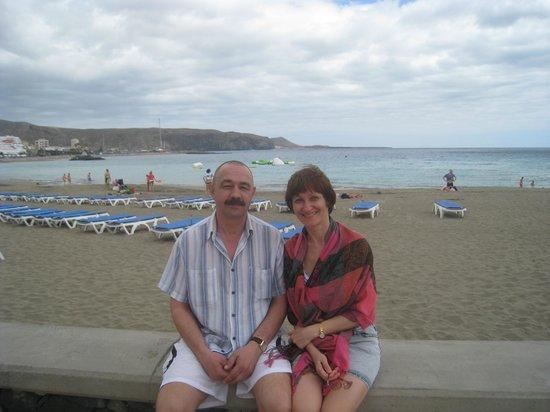 Spring Hotel Vulcano: пляж