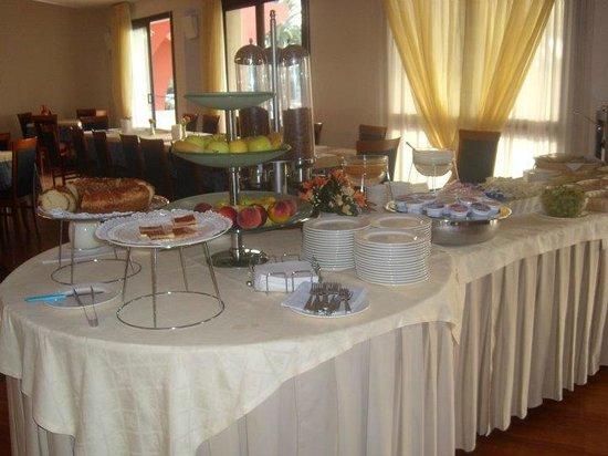 Hotel Relax : un gran buffet