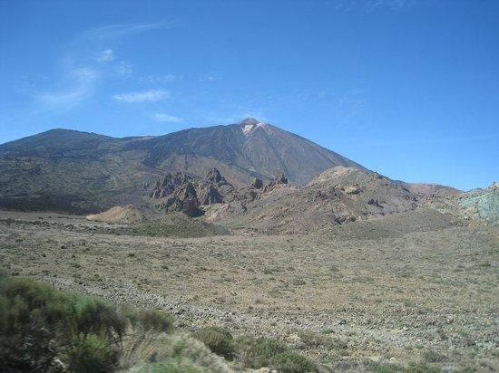Spring Hotel Vulcano: вулкан