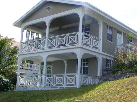 Bay View Lodges : The verandas