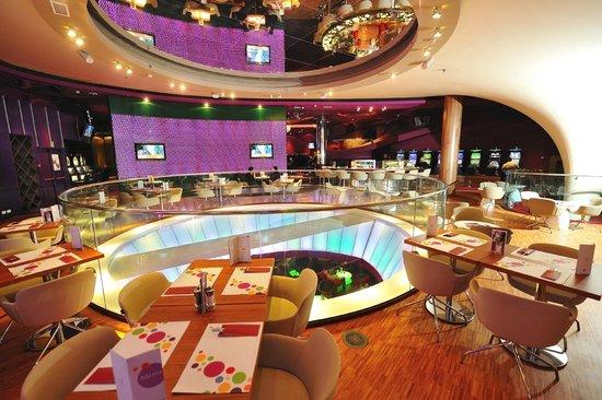 Casino viage restaurant history of igt slot machines