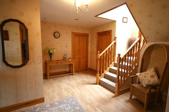 Corrigall Bed and Breakfast : entrance