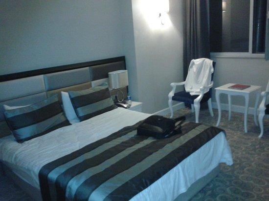 Ottoman Palace Taksim Square Hotel: The room