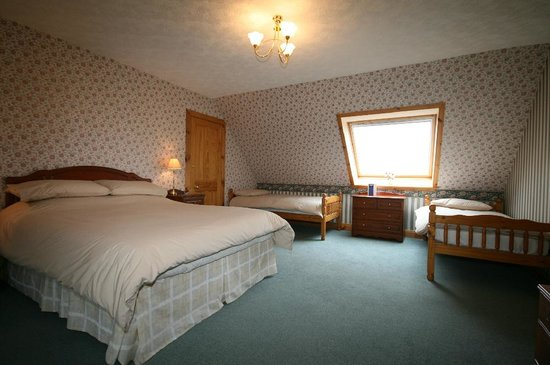Corrigall Bed and Breakfast : Family Room