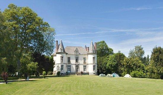 Domaine de La Ville Huchet : Château