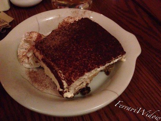 Ida's Restaurant: Tiramisu
