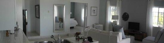 Beach House Turks & Caicos: habitación delight