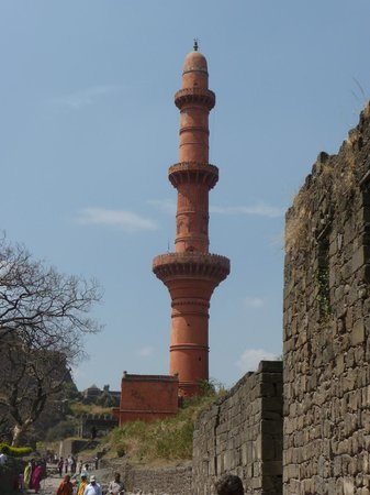 Daulatabad Fort: The Minar