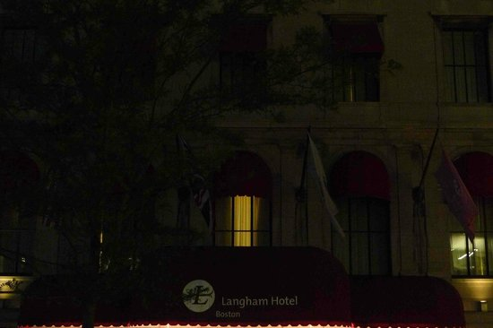 The Langham, Boston: & Night