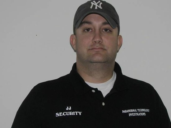 East TN Ghost Tours - Paranormal Technology : Justin (JJ) Security