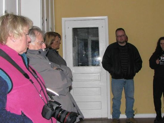 East TN Ghost Tours - Paranormal Technology : Investigation