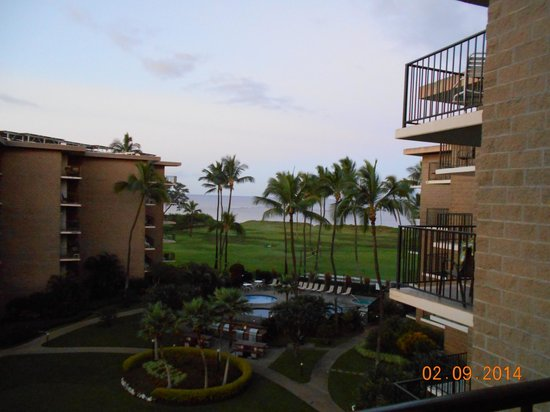 Kauhale Makai, Village by the Sea : View from lanai