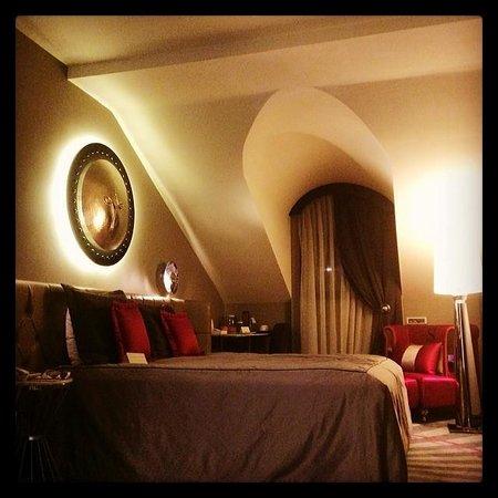 Sura Design Hotel & Suites: Zimmer 413