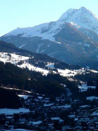 Hotel Metzgerwirt: View of Kirchberg