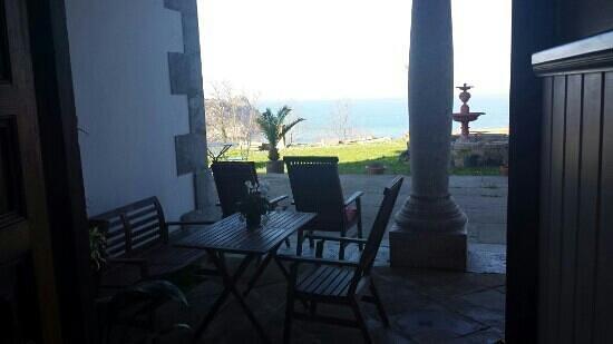 Hotel Villa Itsaso: tranquilidad absoluta
