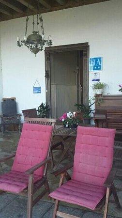 Hotel Villa Itsaso: llegamos