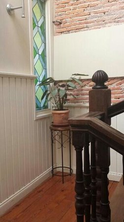 Hotel Villa Itsaso: la escalera