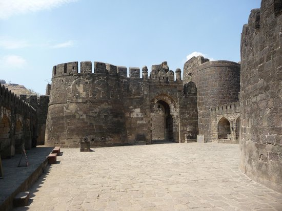 Daulatabad Fort : Fort outer