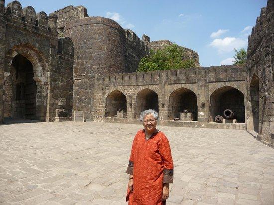 Daulatabad Fort : Fort inside