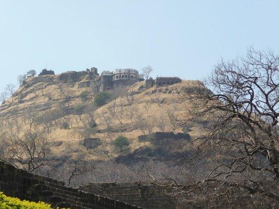 Daulatabad Fort : Top portion of fort
