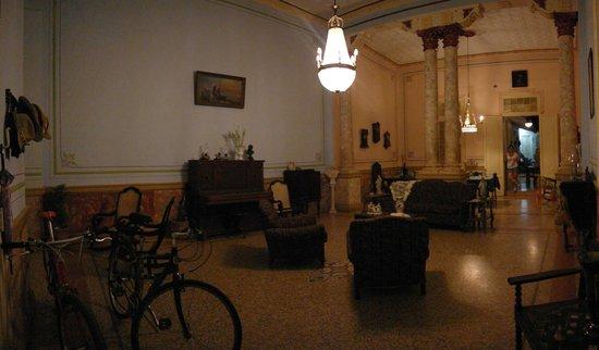 Casa Colonial 1830 : Living